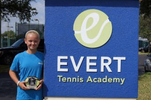 link to Evert Tennis Academy Facebook