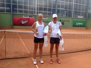 Kristina in Lian - finale