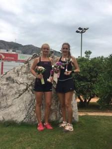 Mostar ITF U18 win doubles